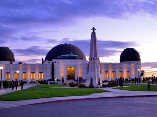 グリフィス天文台(ロサンゼルス)